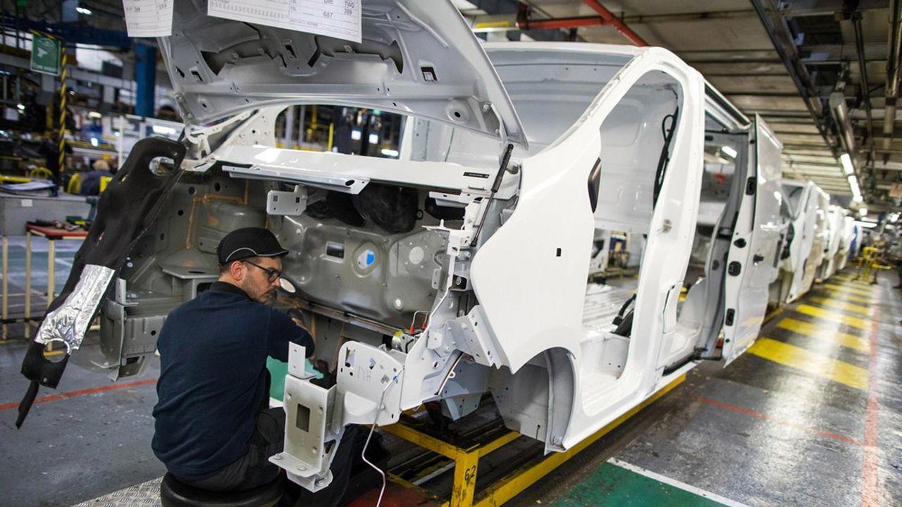 PSA et FCA détiennent à eux deux 34% du marché européen des véhicules utilitaires.
