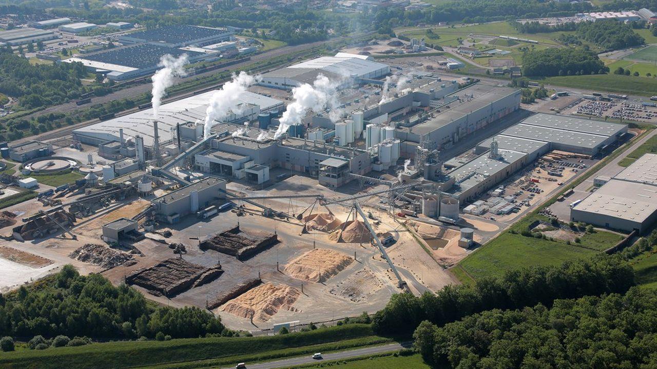 Norske Skog a choisi son site de Golbey (Vosges) pour opérer une grande diversification qui doit le propulser le groupe parmi les principaux leaders européens du papier recyclé d'emballage.