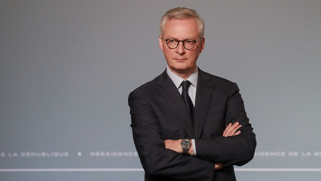 Bruno Le Maire a confirmé avoir reçu une lettre annonçant la fin des discussions sur la taxation des géants du numérique.
