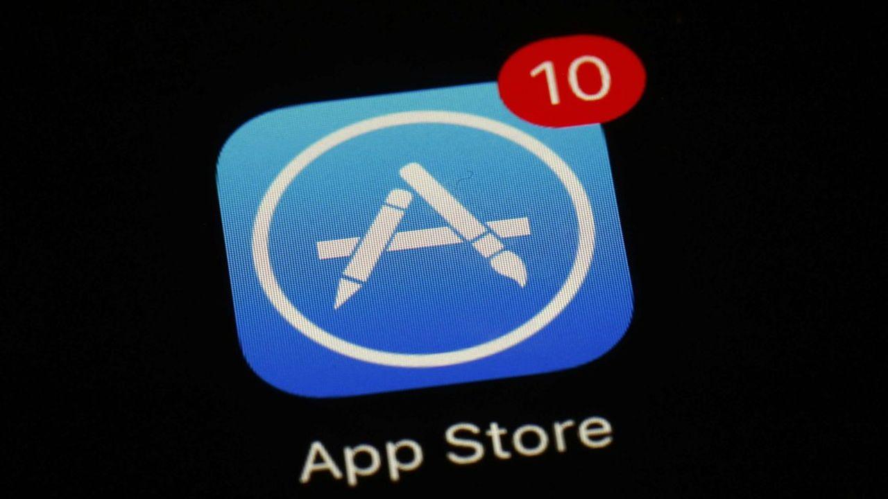 L'App Store est la boutique en ligne d'Apple.