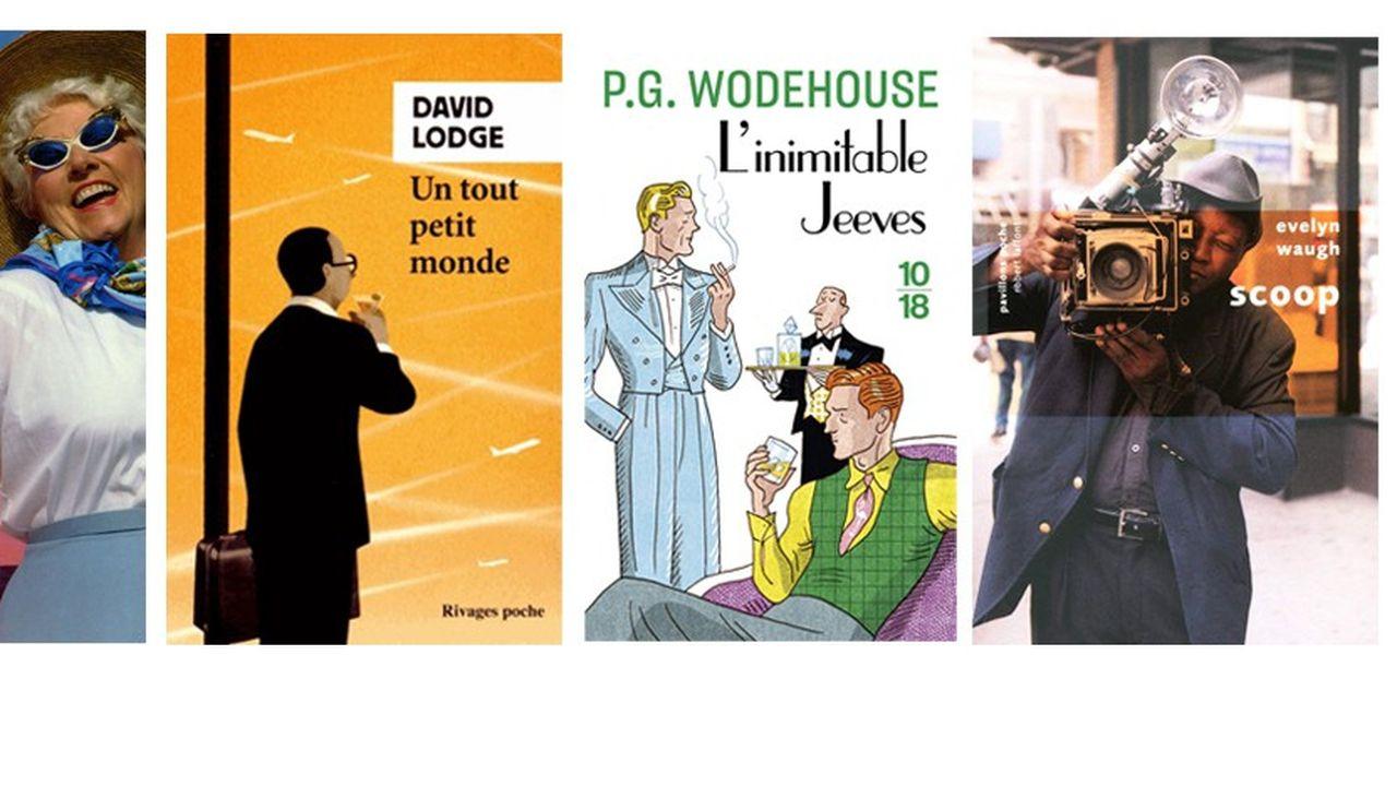 5 romans à l'humour très british