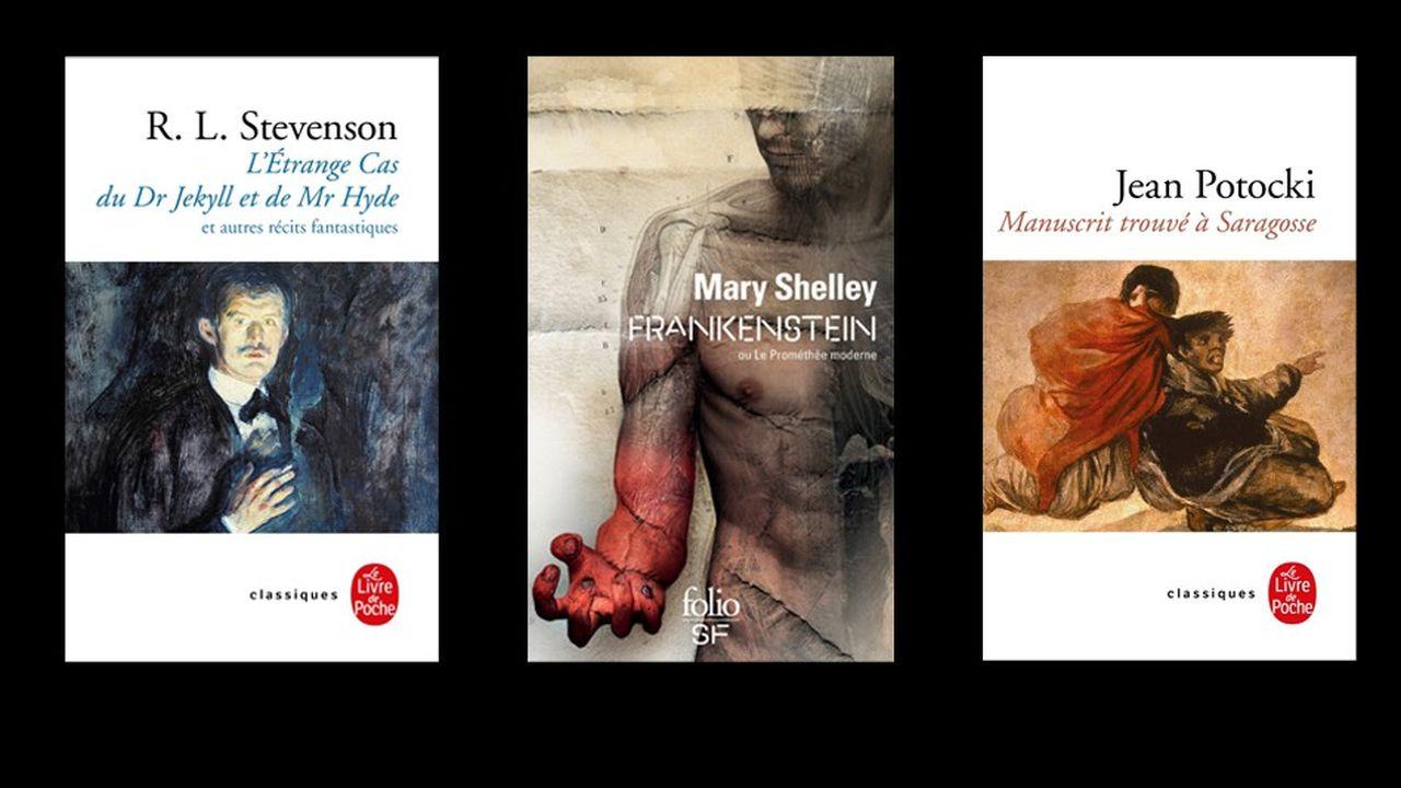 6 classiques de la littérature fantastique