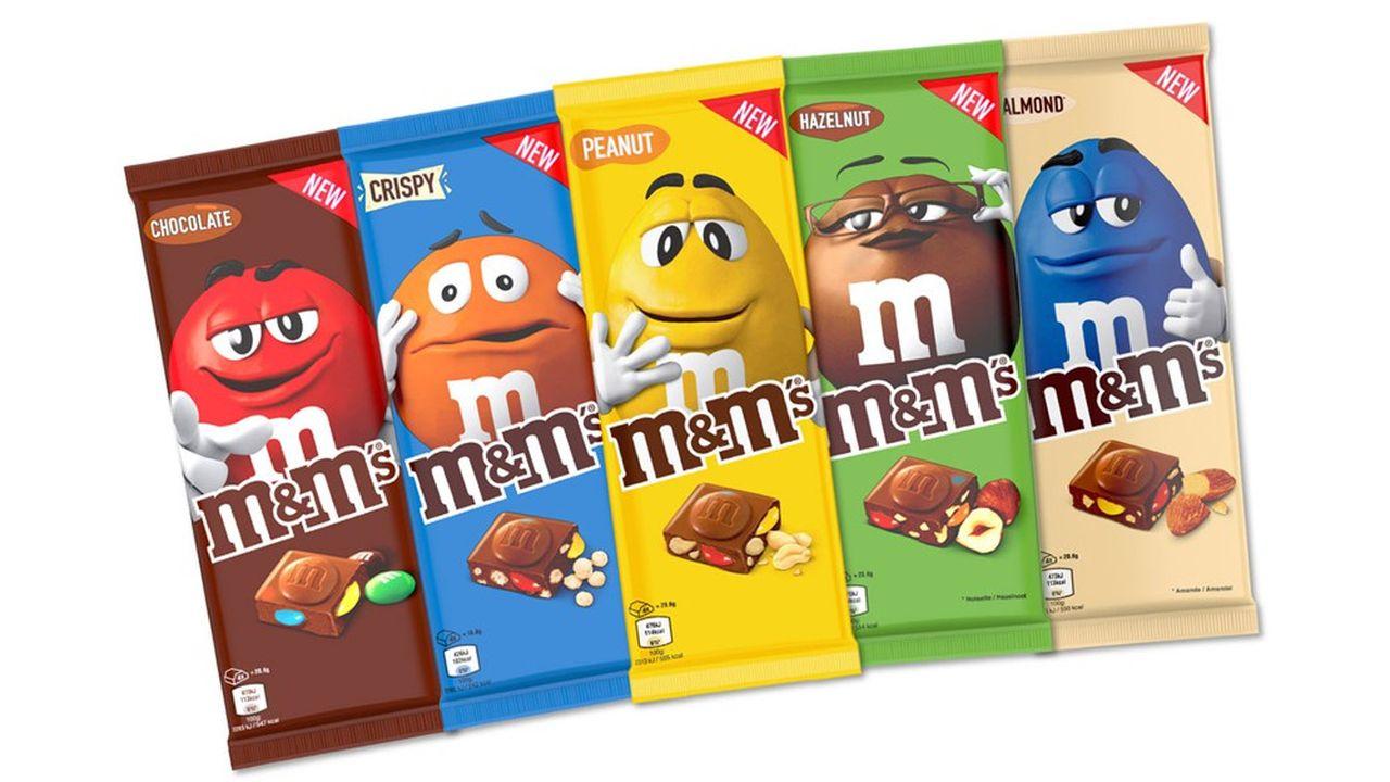 C'était un rêve de longue date des équipes françaises du géant américain Mars: se lancer sur le marché de la tablette de chocolat.