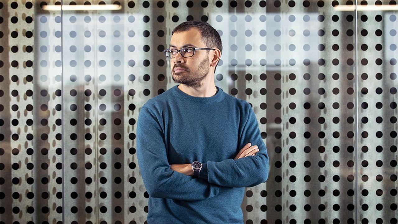 Demis Hassabis, cofondateur et PDG de DeepMind, photographié à Londres en février dernier.