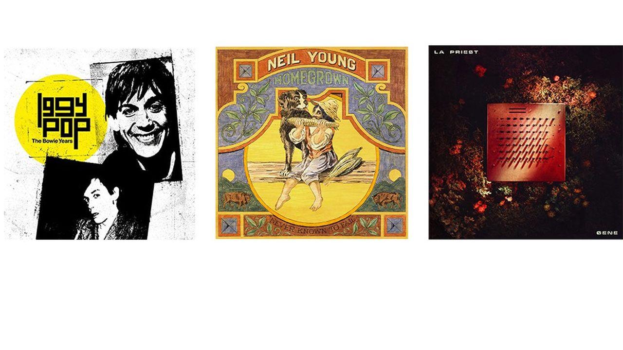 6 albums à ne pas manquer