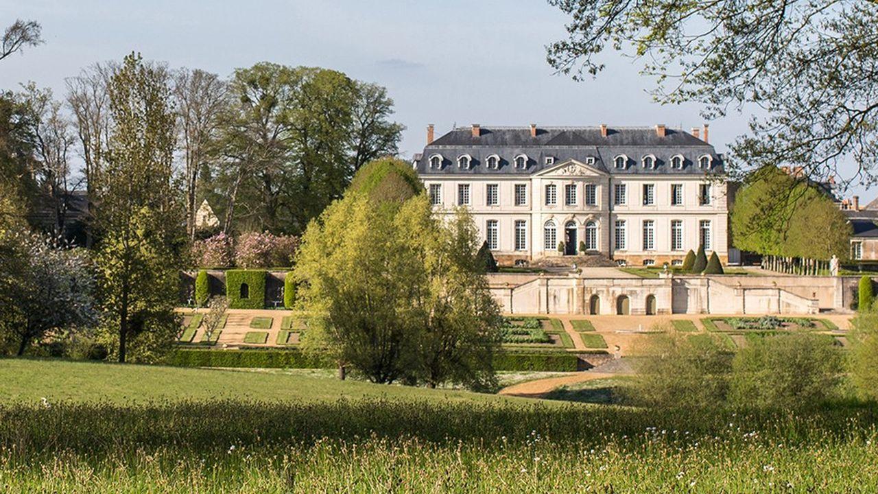 En Sarthe, la vie de château au Grand-Lucé