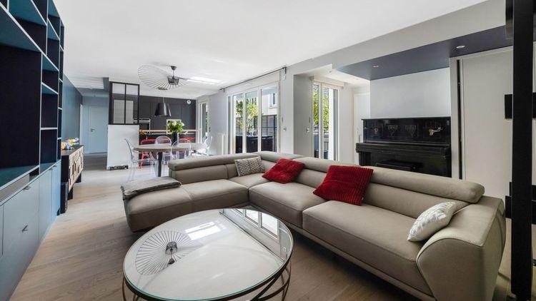 Un 3 chambres avec terrasse à Boulogne-Billancourt