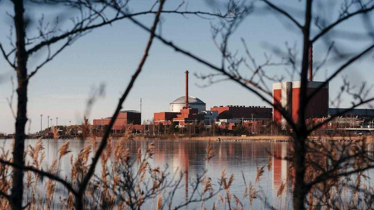 La centrale Olkiluoto 3 sera la plus puissante de Scandinavie.