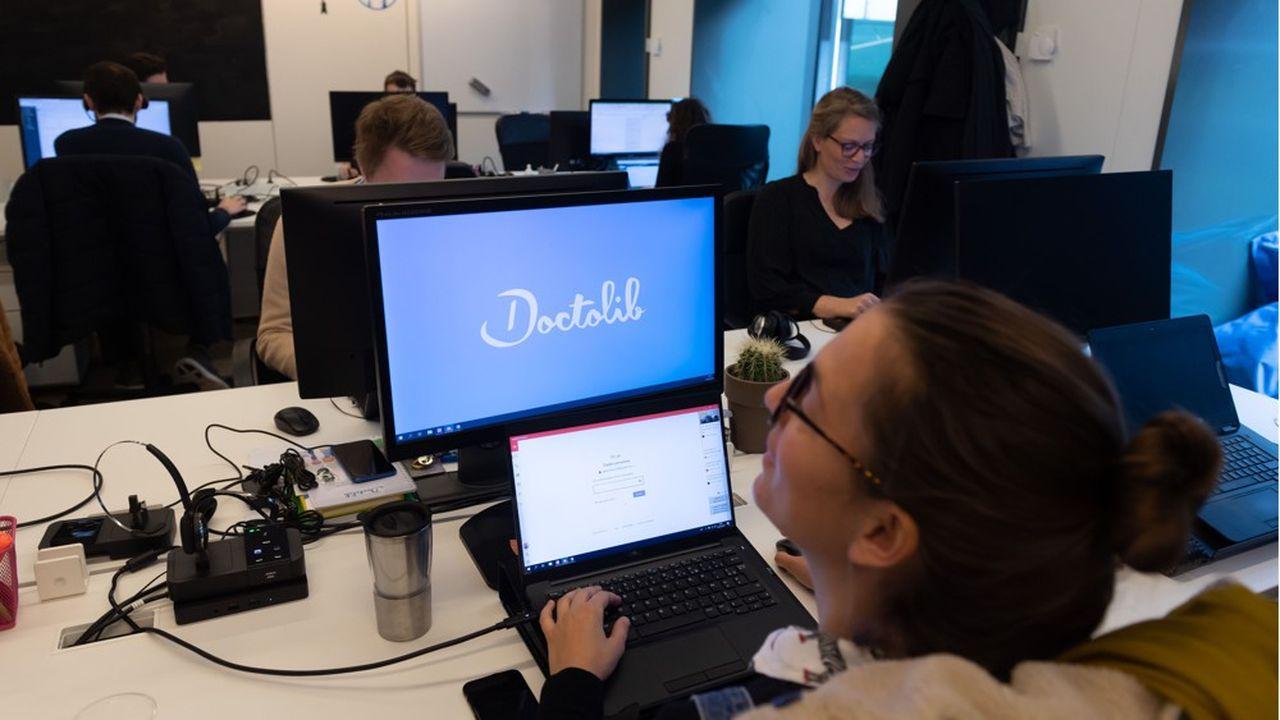 Doctobib est l'une des rares start-up françaises à être valorisées au moins un milliard de dollars