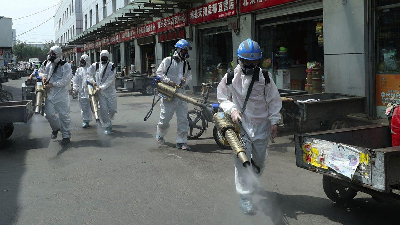 «La malchance veut que l'épidémie se déclare le 17 novembre 2019 à Wuhan, au pays du mensonge d'Etat, celui de la dictature chinoise»