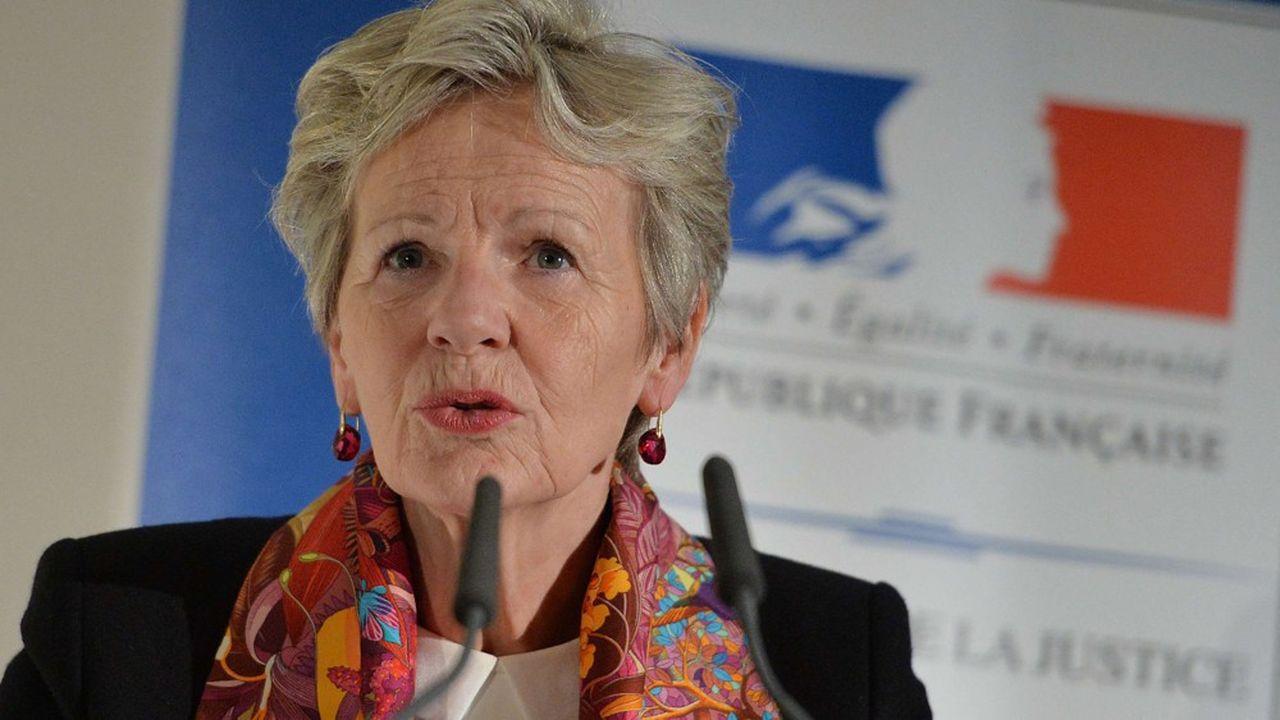 Eliane Houlette a évoqué la «pression du parquet général» durant l'affaire Fillon.