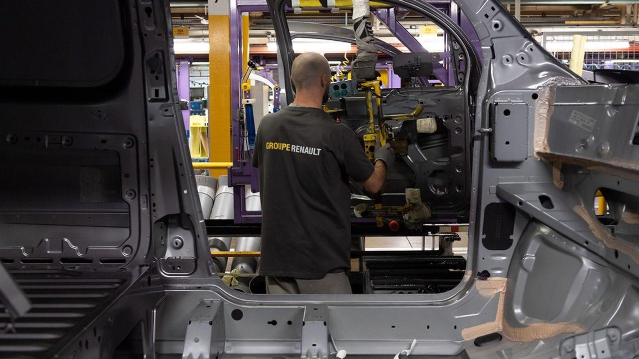 Renault figure parmi les sept entreprises épinglées pour discrimination à l'embauche.