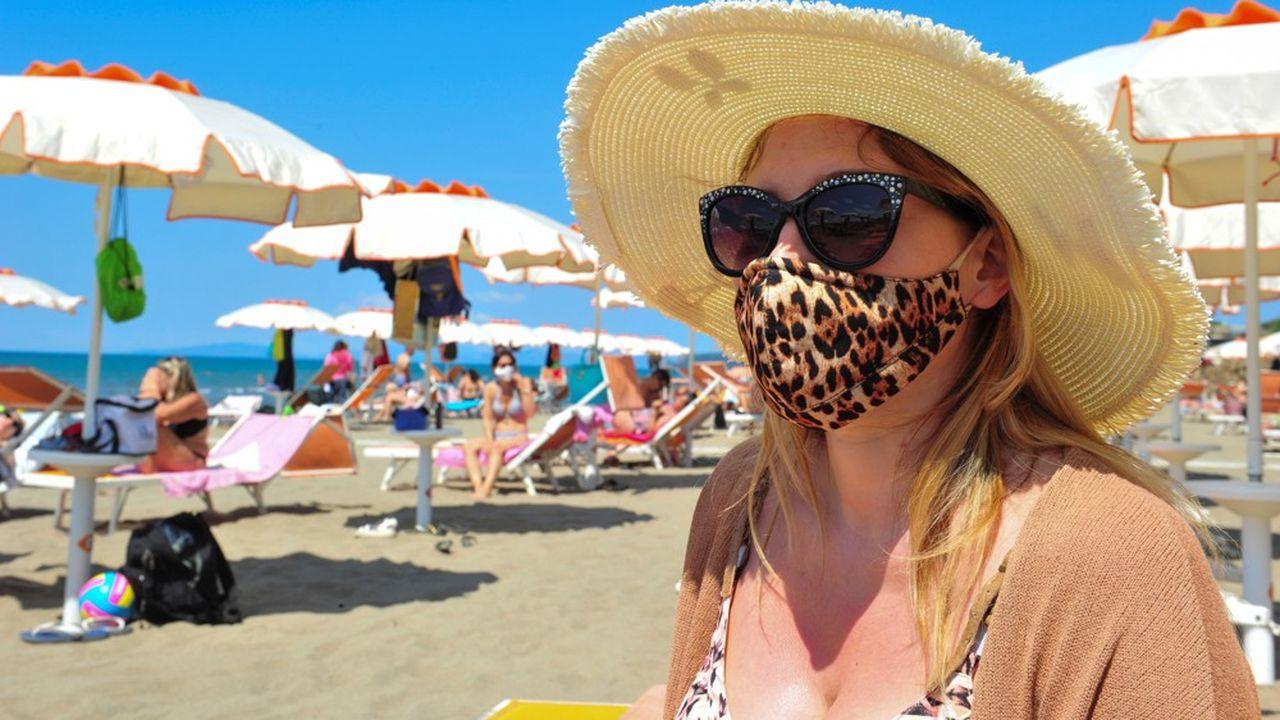 Le coronavirus est vulnérable aux UV. Mais l'été ne suffira pas à l'éradiquer.