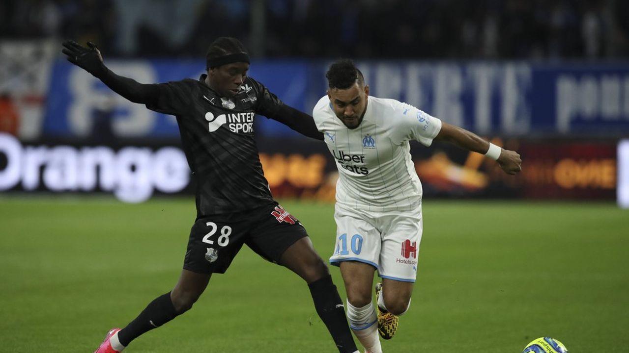 Le joueur d'Amiens Fousseni Diabate risque de connaître la Ligue 2 la saison prochaine