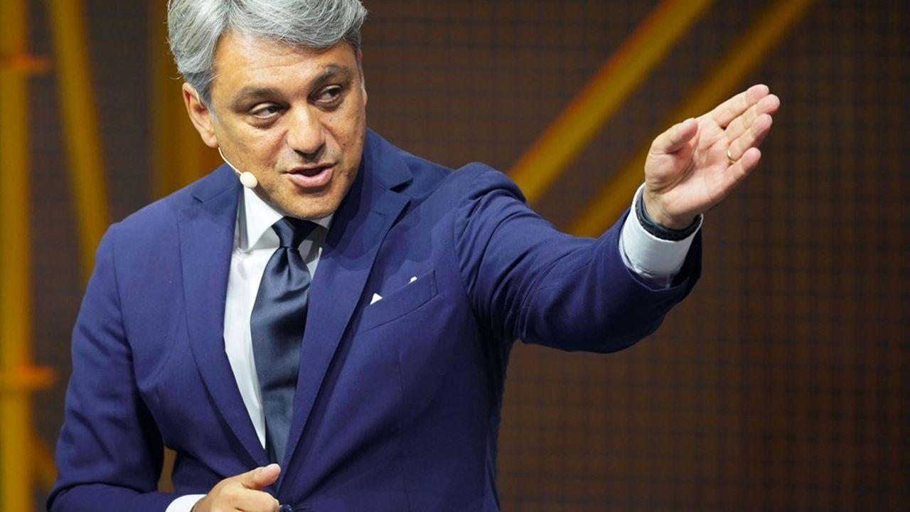 Luca de Meo prendra officiellement ses fonctions à la tête de Renault le 1erjuillet 2020.