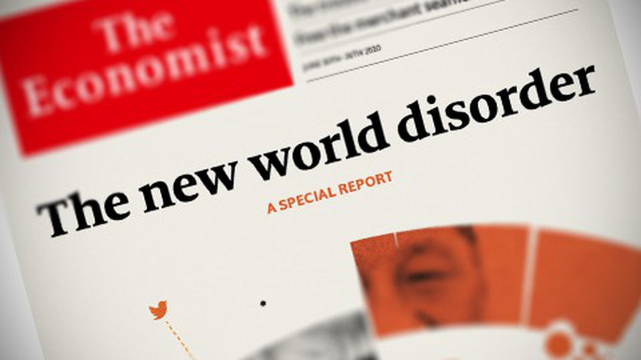 «The Economist» se penche sur «le nouveau désordre mondial» et appelle ainsi à sauver le système multilatéral né dans l'après Seconde Guerre mondiale.
