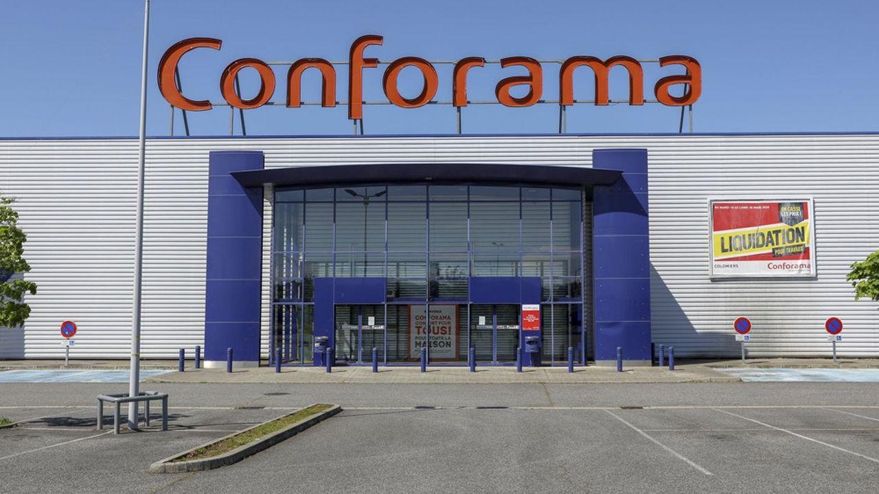 Depuis son rejet de prêt garanti, Conforama tente de négocier une sortie de crise en se rapprochant de But.