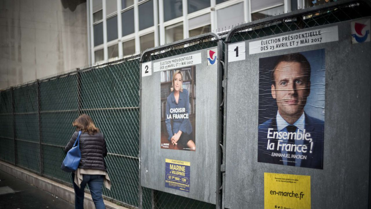 En 2017, Emmanuel Macron avait recueilli 24% des voix au premier tour de l'élection présidentielle, contre 21,3 à Marine Le Pen. Il l'avait emporté au second tour avec 66,1% contre 33,9%.