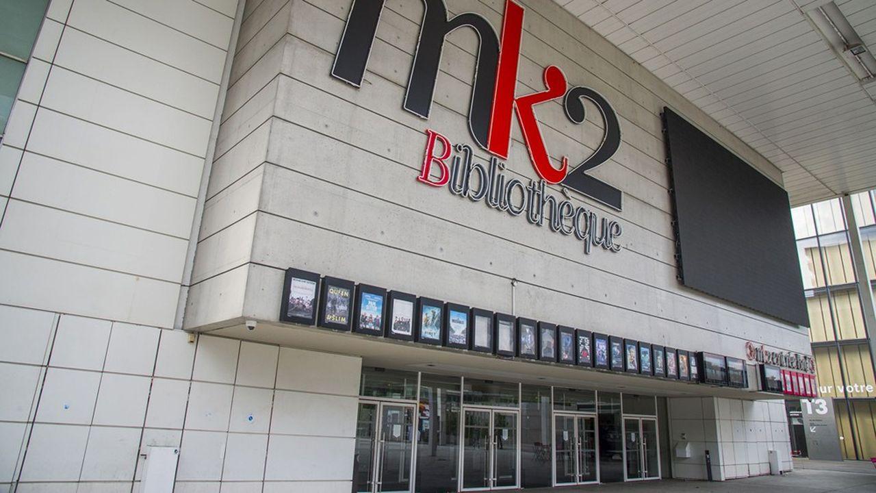 Les salles de cinéma étaient fermées depuis le début du confinement mi-mars.