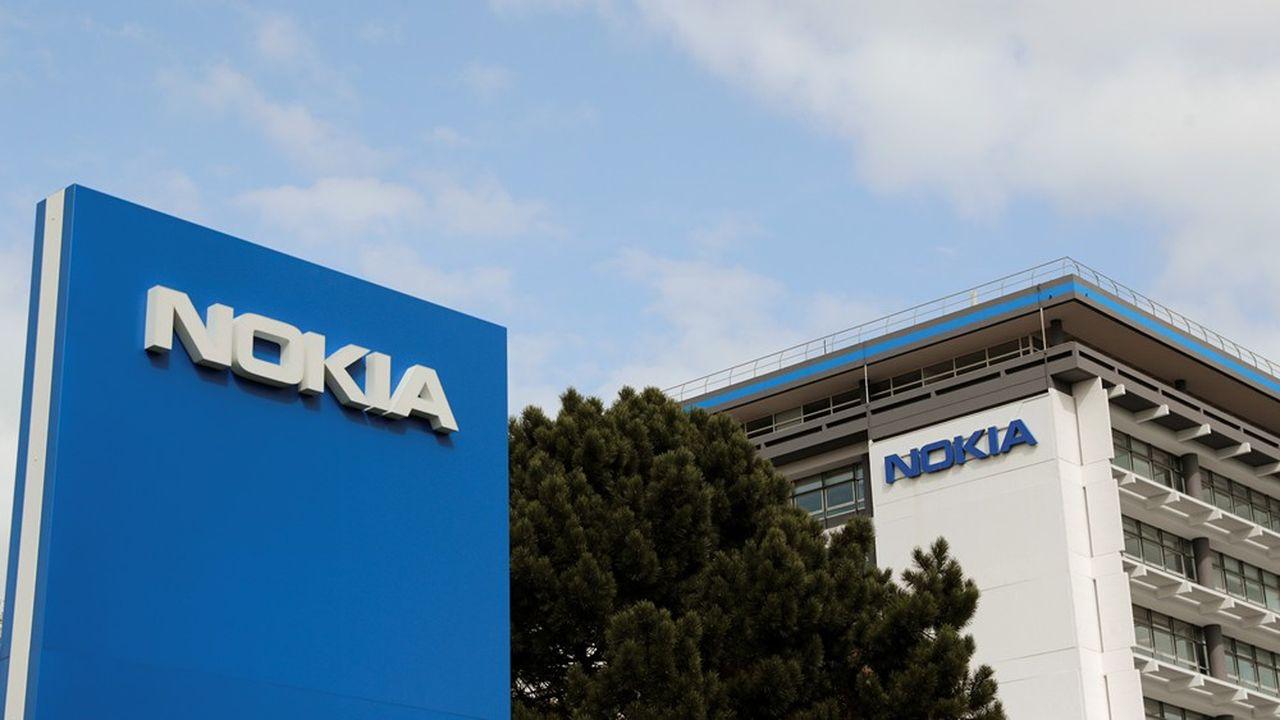 Nokia a racheté les activités d'Alcatel-Lucent début 2016