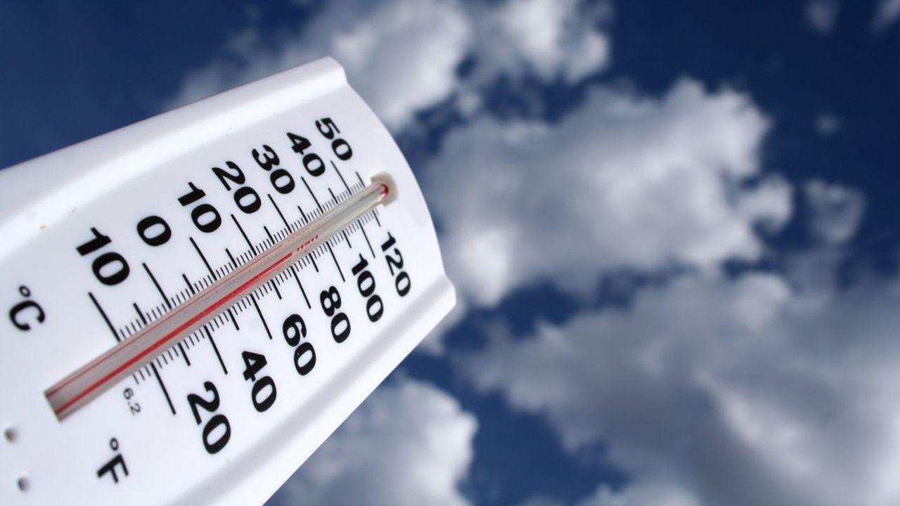 Dans la ville deVerkhoïansk, la température était de 17 degrés au-dessus des normales de saison ce week-end.