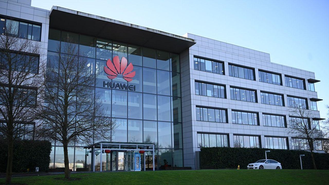 L'équipementier chinois Huawei veut développer des puces pour le haut débit fixe dans son nouveau centre de recherche.