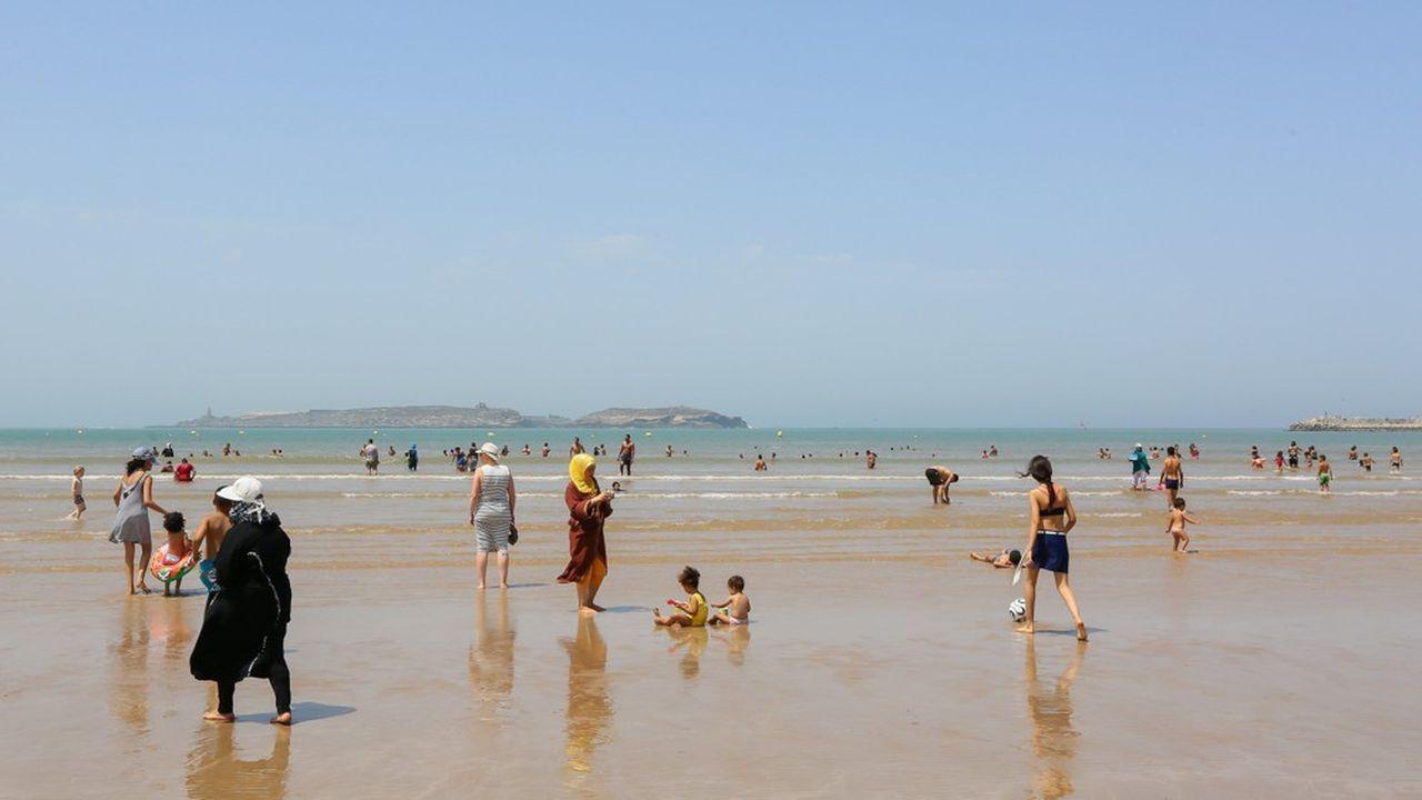 Les Marocains vont pouvoir retourner à la plage, mais la réouverture des frontières internationales n'est pas prévue de sitôt
