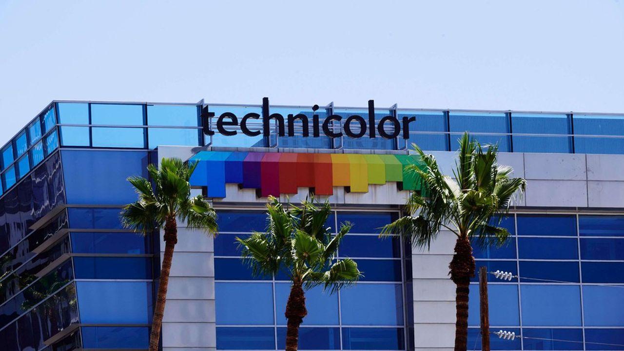 Les fonds d'investissement Bain, Alcentra et d'autres prêteurs vont débloquer 420millions d'argent frais pour Technicolor.