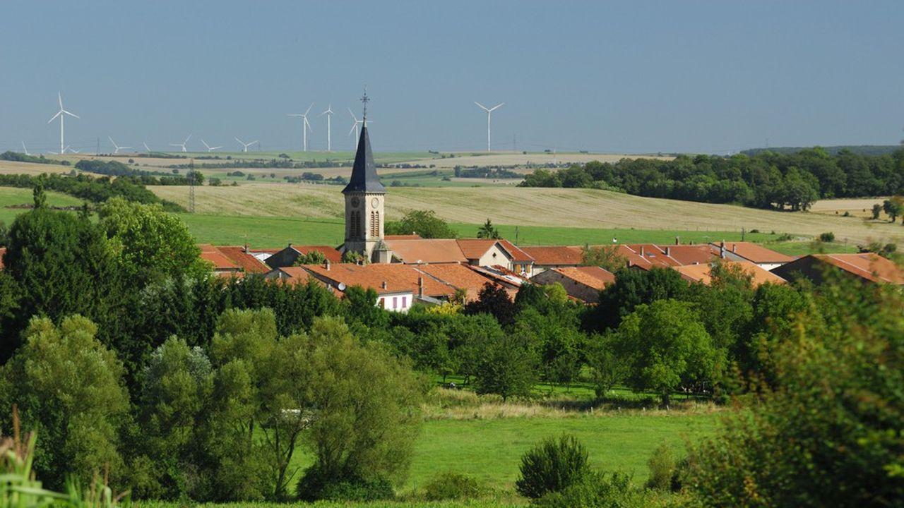 En France, quelque 15.000 éoliennes terrestres devraient fonctionner d'ici à 2023