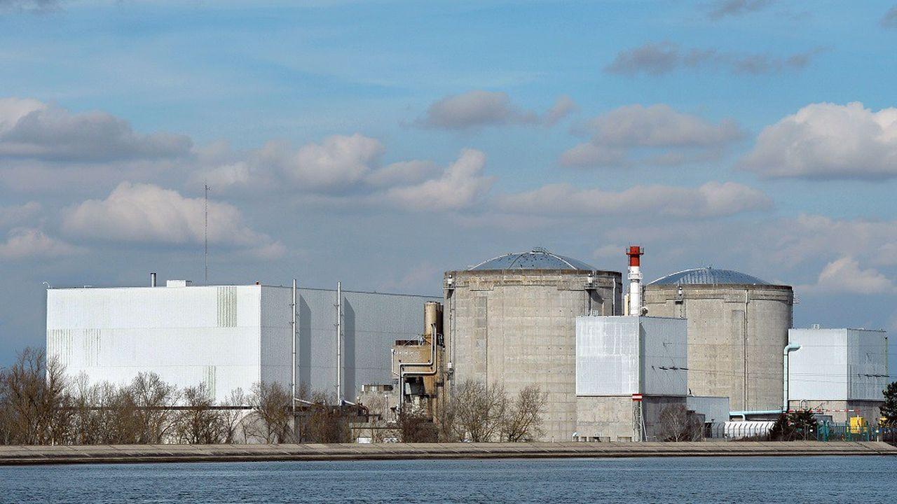 le dernier réacteur de la centrale de Fessenheim sera fermé le 30 juin.