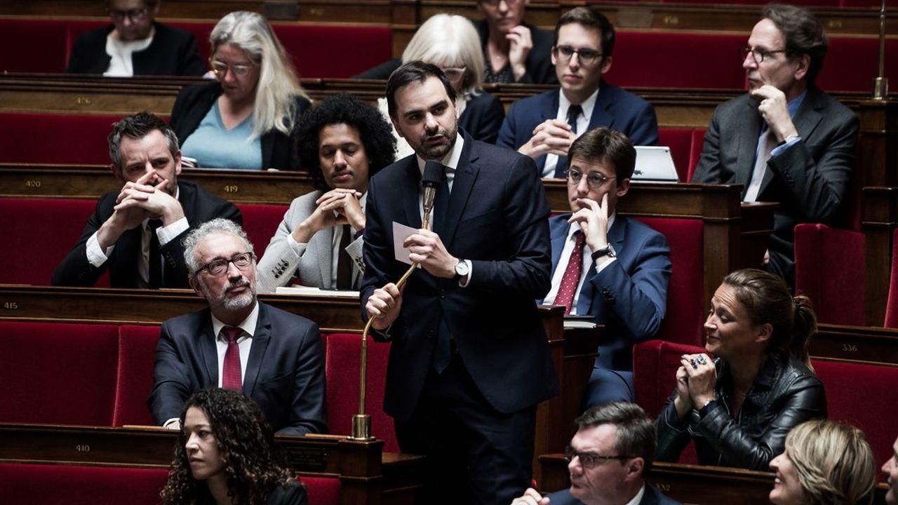Laurent Saint-Martin, le rapporteur au Budget de la commission des Finances de l'Assemblée nationale, veut éviter les «débats manichéens» sur le verdissement des plans d'aide.