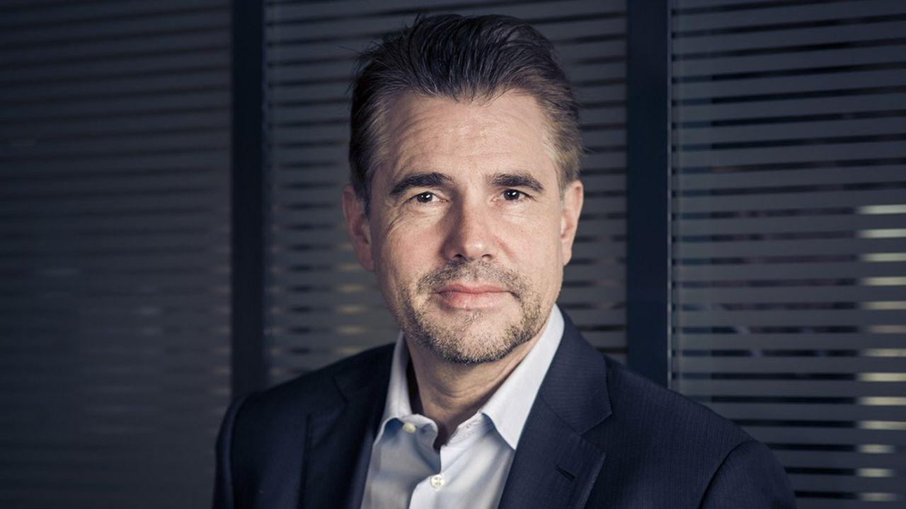 Jean-Marc Gottero a lancé Slack en France.