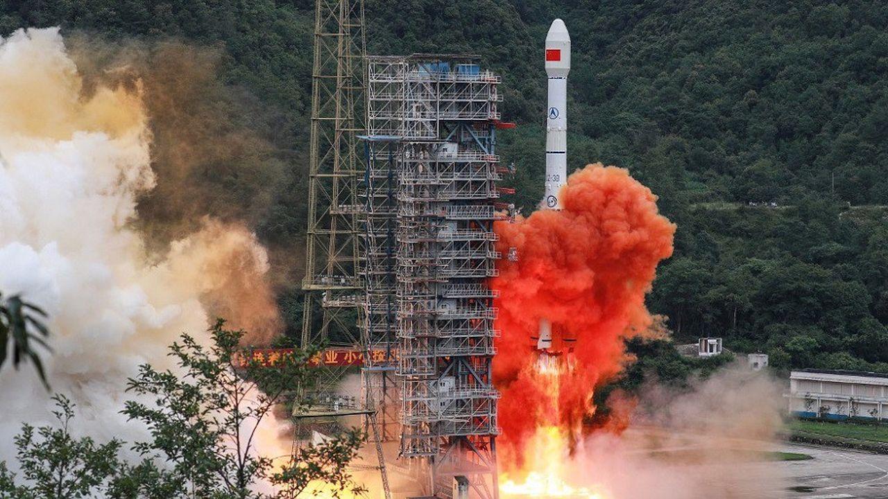 Le lancement du dernier satellite de Beidou a eu lieu dans la nuit de lundi à mardi.