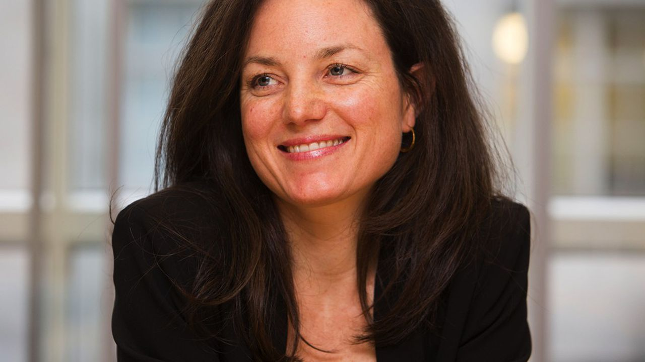 Marie Cardoen a été nommée directrice de la gestion d'actifs de Goldman Sachs en France.