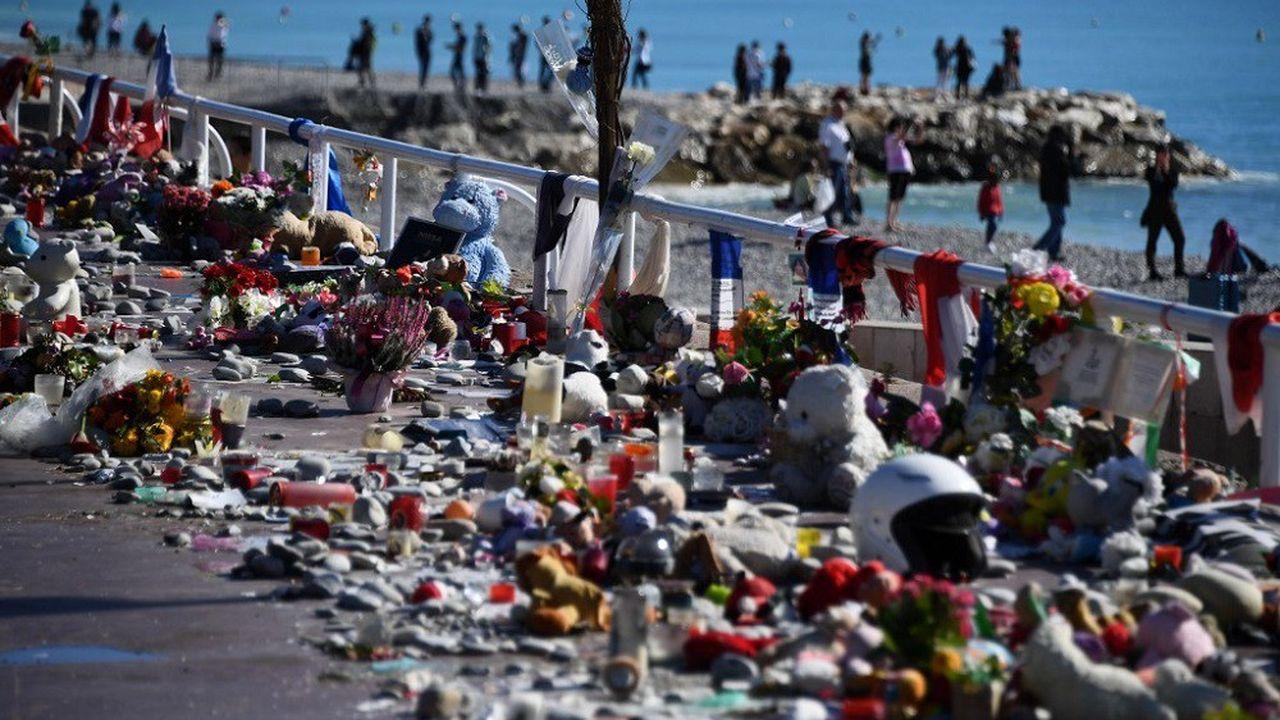 L'attentat sur la Promenade des Anglais à Nice, le 14juillet 2016, a fait 86 victimes.