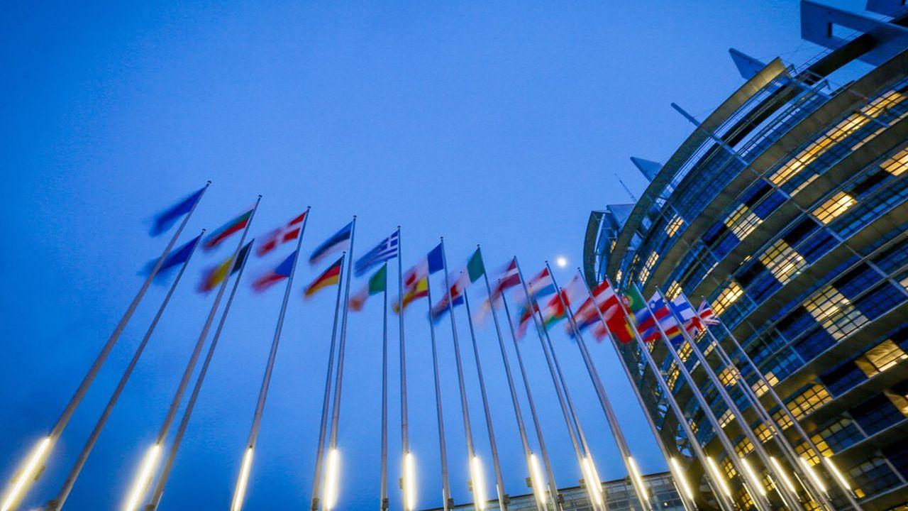 En ces temps de crise sanitaire, le Parlement européen est devenu un grand centre de dépistage.