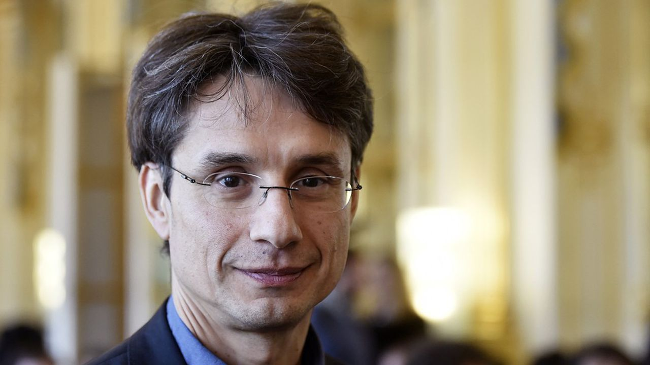 Bruno Patino, nouveau président d'Arte France.