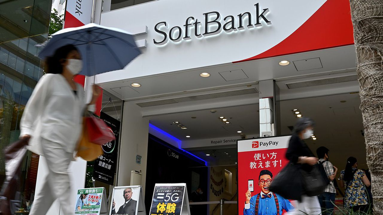SoftBank avait récupéré l'équivalent de 24% de T-Mobile US suite à la fusion en début d'année de cet opérateur avec son concurrent Sprint, que le groupe japonais contrôlait depuis 2013