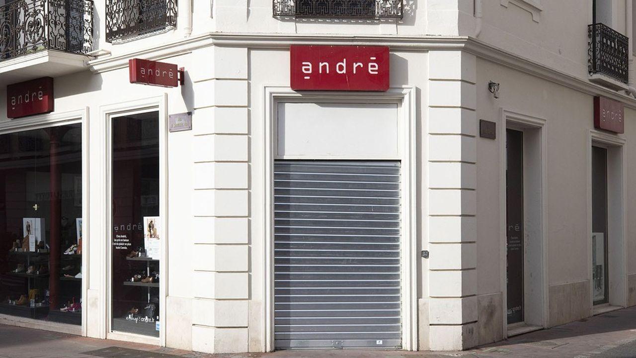 L'ancien patron d'Eram, et auparavant d'André, reprendrait 48 des 118 magasins André (hors affiliés).