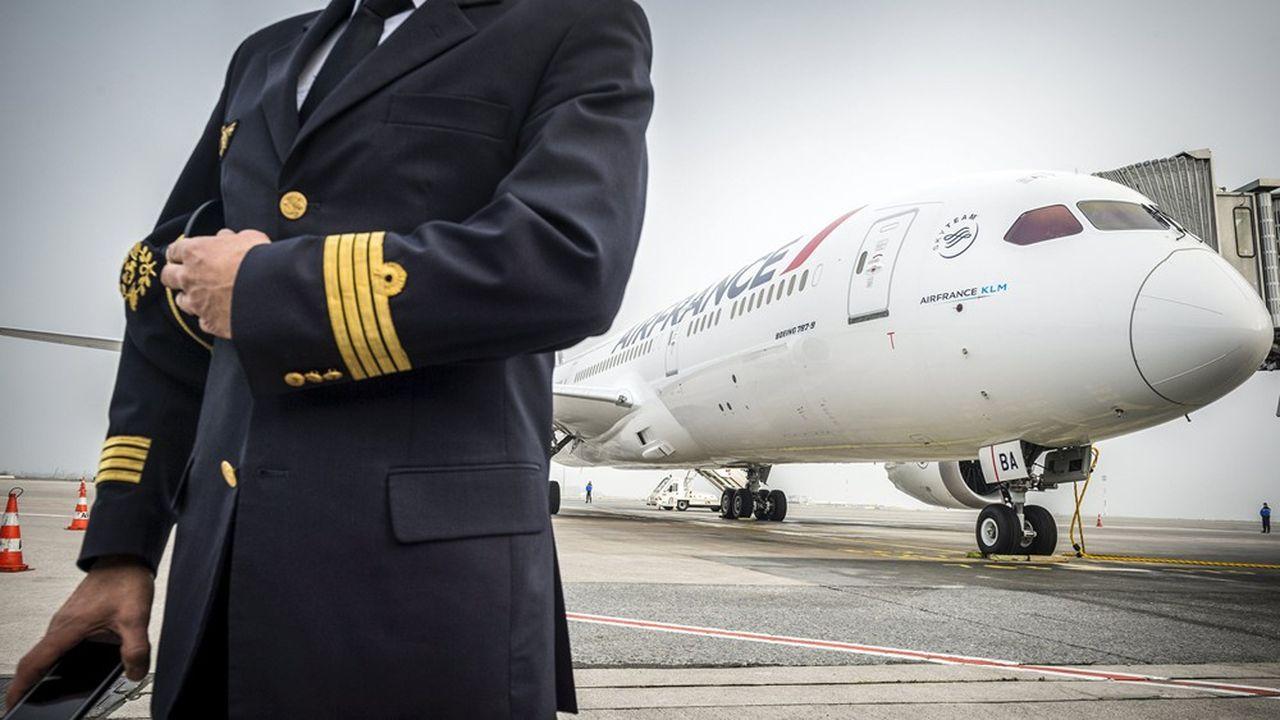 Air France voudrait voir partir volontairement jusqu'à 403 pilotes dès le mois d'août.