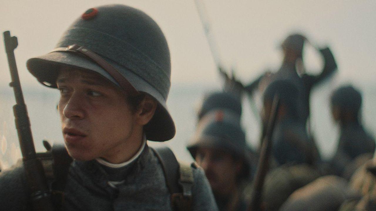 Récit picaresque et militaire, «Mosquito» déroule les tribulations du jeune naïf qui voulait voir du pays.
