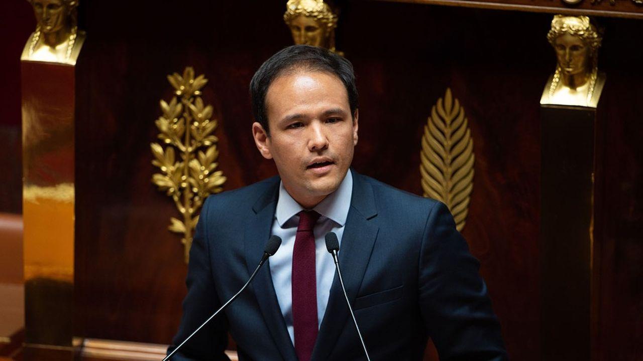Le secrétaire d'Etat chargé du Numérique, Cédric O.