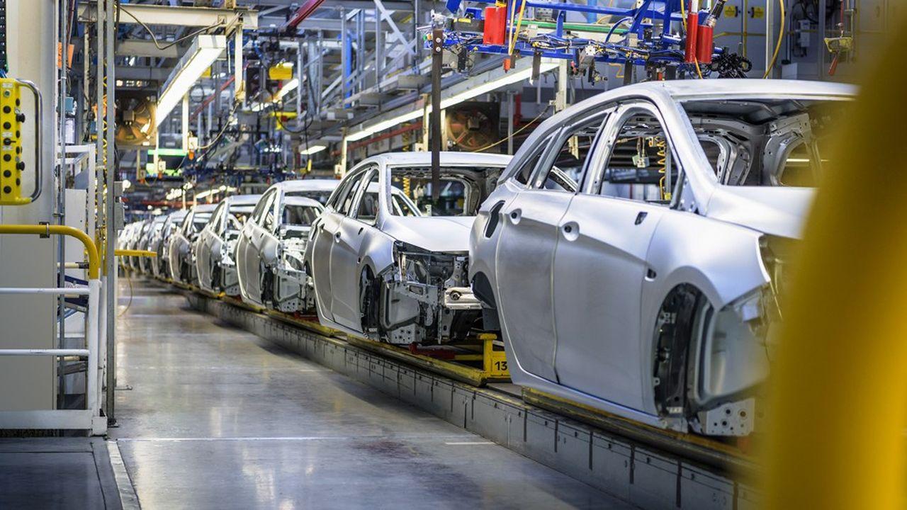 Jamais, au cours de son histoire, l'industrie automobile n'avait observé une chute du marché européen d'une telle ampleur.