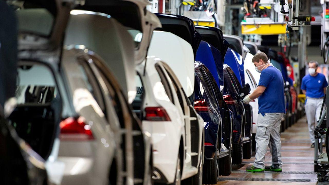 Le comité des Sages du gouvernement d'Angela Merkel veut croire que la demande internationale en produits allemands est intacte.