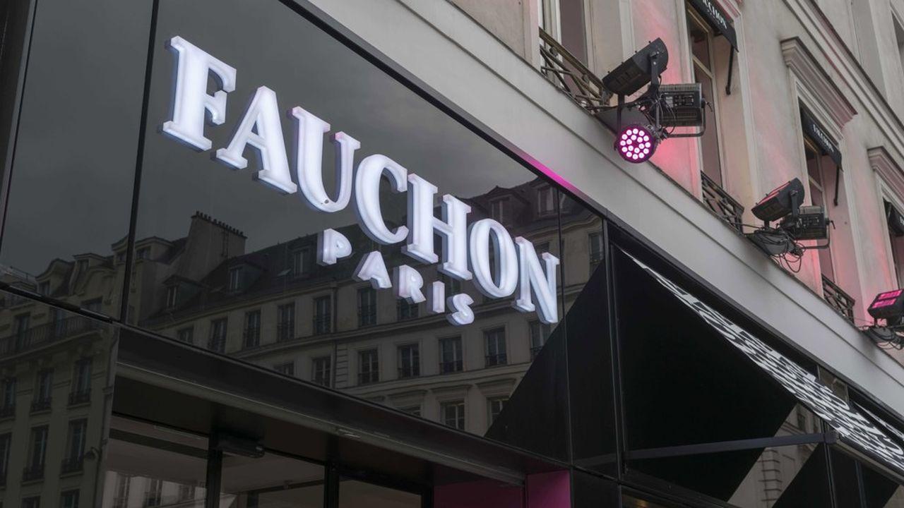 Les magasins de luxe parisiens de Fauchon ont demandé leur placement en redressement judiciaire.