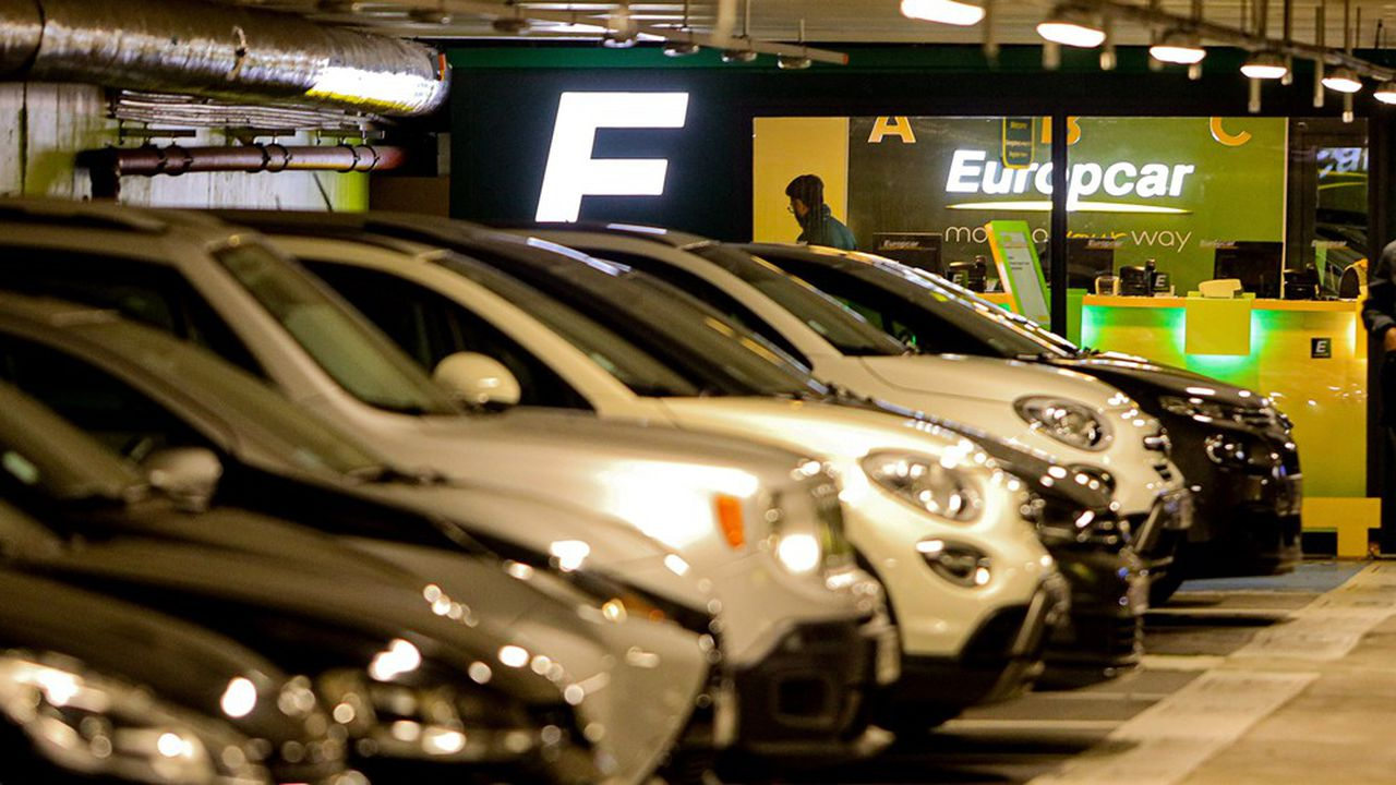Europcar, dont la situation financière s'est considérablement dégradée, a obtenu un prêt garanti par l'Etat de 220millions d'euros.