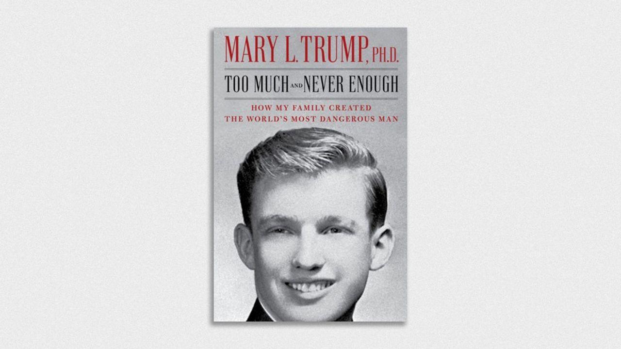 Mary L. Trump est la nièce du président, fille du frère aîné de Donald, Fred Jr, décédé en 1981 d'une crise cardiaque liée à ses problèmes d'alcool.