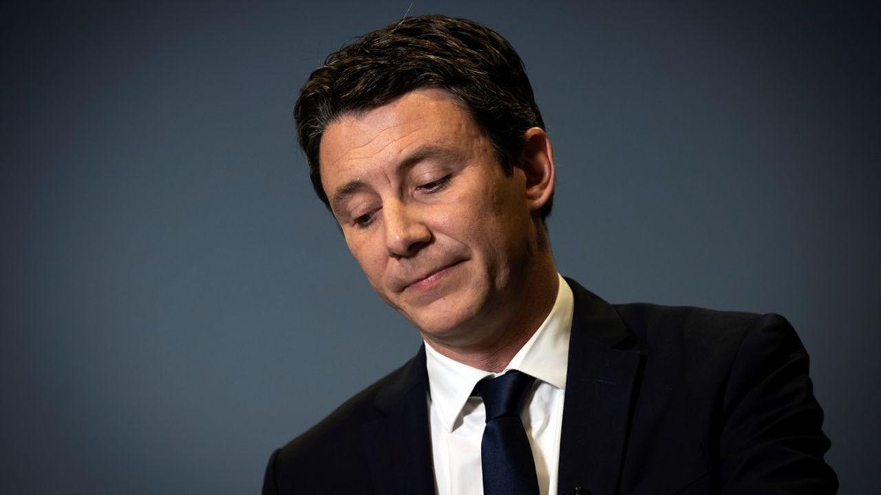 Benjamin Griveaux annonce le retrait de sa candidature à la mairie de Paris.