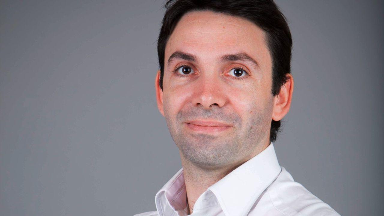 Mathieu Castex, directeur de la R&D de Lallemand Animal Nutrition.