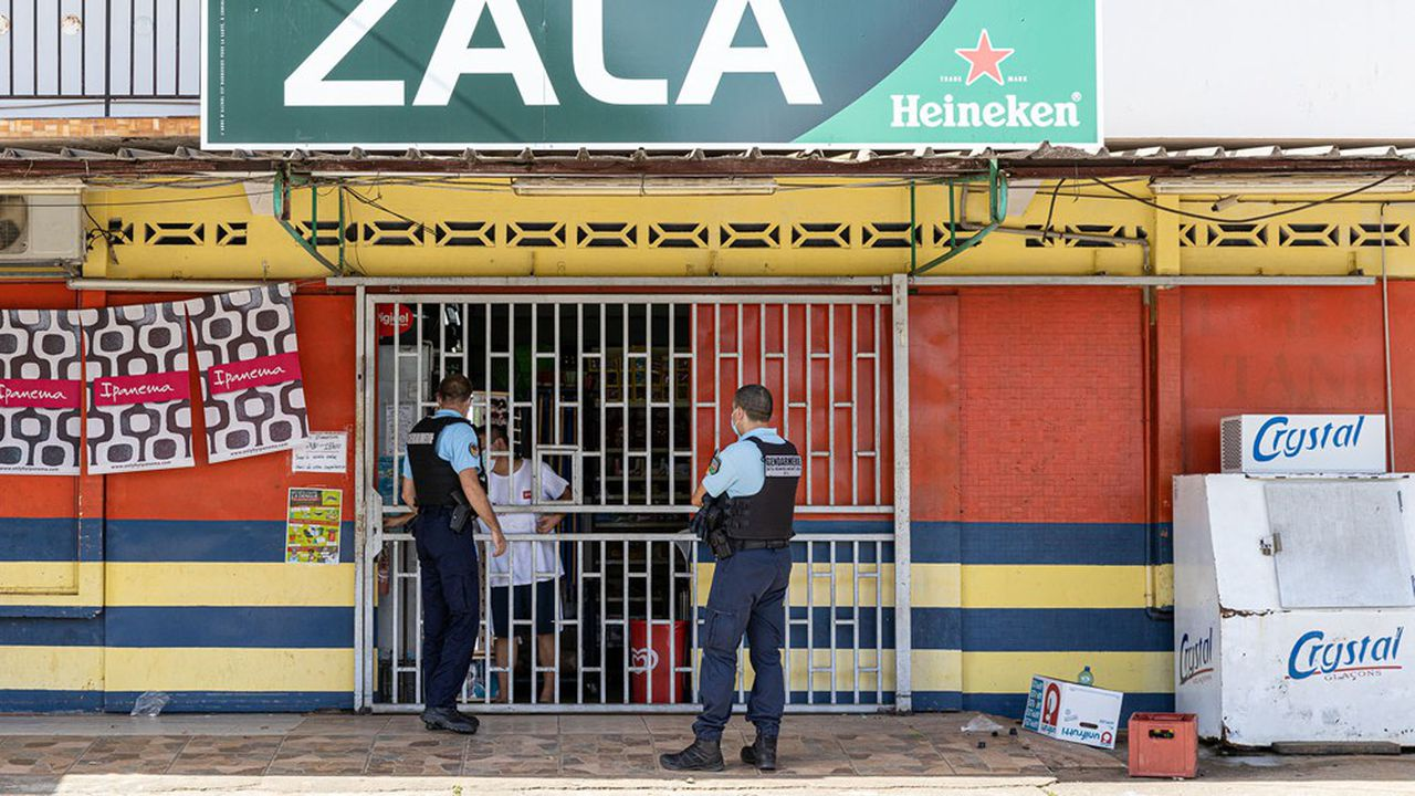 Mardi, on comptait 2.593 cas confirmés, 8 décès et 15 patients en réanimation en Guyane.